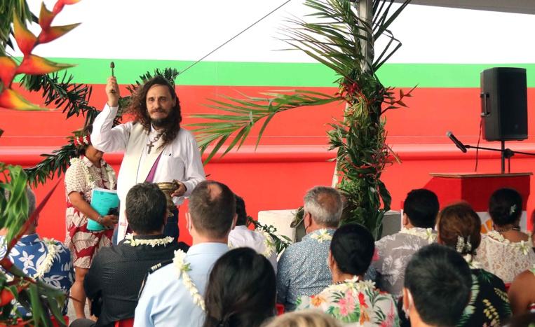 Le Terevau Piti baptisé