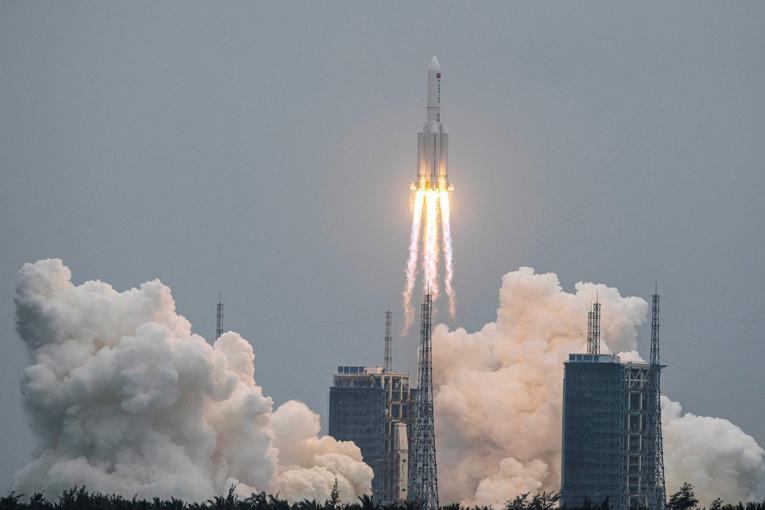 La station spatiale chinoise va accueillir son premier équipage