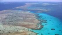 Des chasseurs américains larguent des bombes sur la Grande Barrière de corail