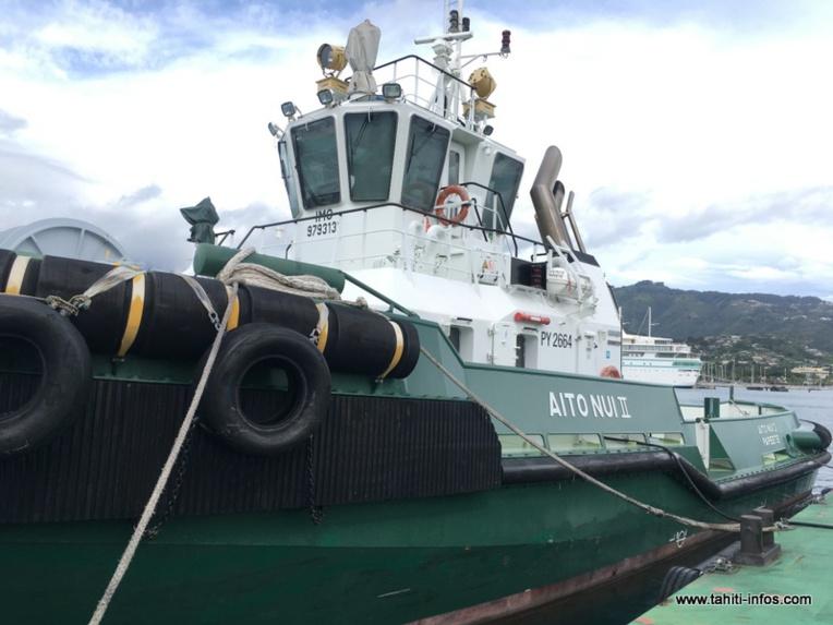 Grève évitée au service des remorqueurs du port