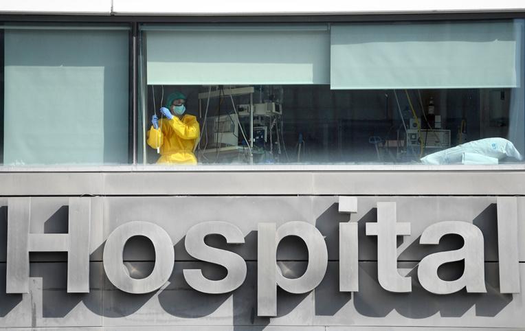 Bond de 41% des décès en 2020 à Madrid, épicentre de la pandémie en Espagne