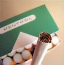 Il est plus difficile d'arrêter la cigarette mentholée