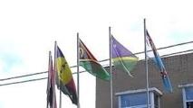 Le drapeau du Groupe Mélanésien Fer de Lance flottera dans les ambassades fidjiennes