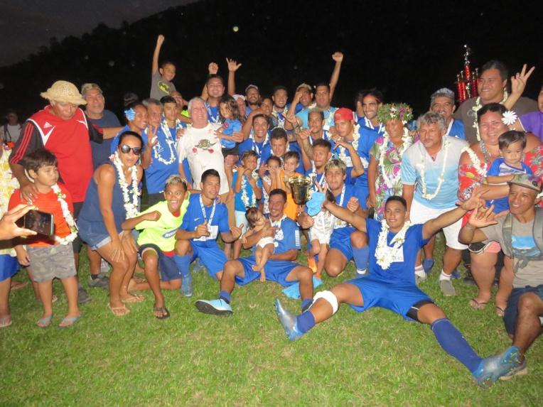 Tapuhute aura encore la finale de la Coupe Communale à jouer dimanche prochain face à Tohiea.