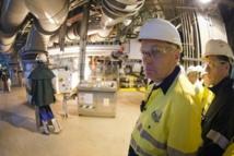 """Nouvelle-Calédonie: l'usine du Nord, """"symbole du rééquilibrage en marche"""""""