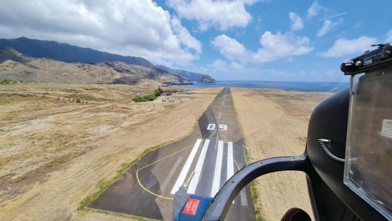 En attendant Tahiti Air Charter, les hélicos assurent le relais