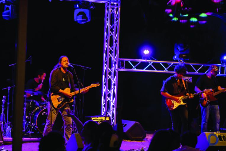 Photo prise lors d'un précédent Pacific Live.