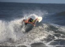 Surf Pro Junior de Gijon : Vehiatua Prunier se fait remarquer