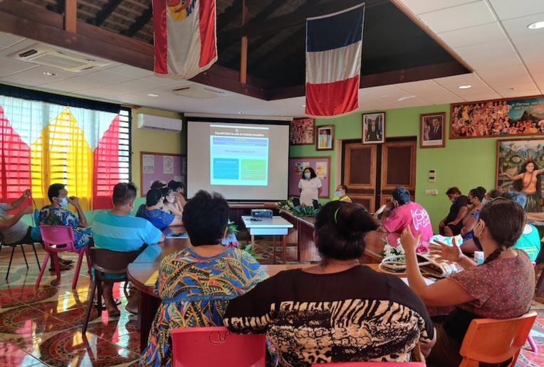 La DAF a tenu une réunion d'information ce week-end à Ua Pou dans le but d'informer la population sur l'indivision et présenter des solutions pour en sortir.