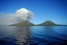 Papouasie: Le Mont Tavurvur de Rabaul gronde toujours