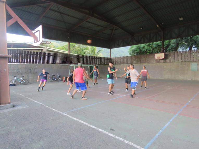 Deux clubs pour le rebond du basket à Moorea