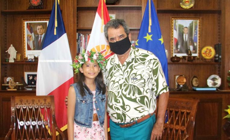 Meleana Tutairi empêchée de rejoindre l'équipe de France des arts de spectacle