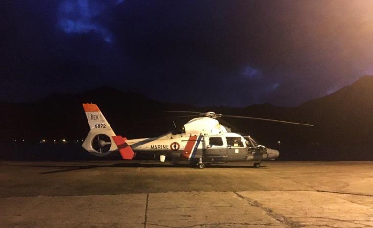 Sept naufragés secourus à Raiatea