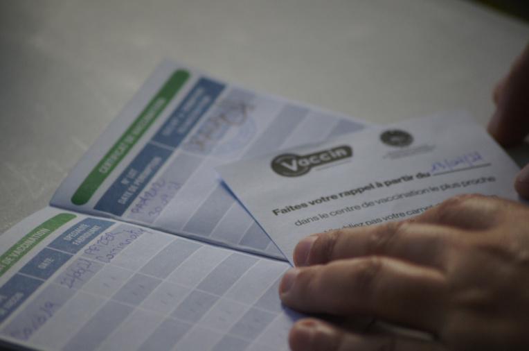 Plus de 64 000 personnes sont complétement vaccinées au fenua