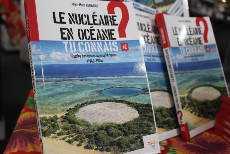 Regnault décortique Le nucléaire en Océanie