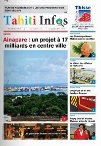 TAHITI INFOS N°95 du 6 août 2013