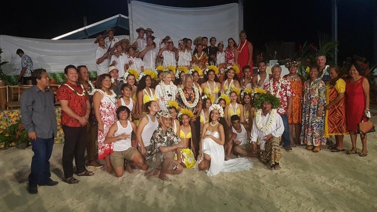 Le Heiva Taure'a en spectacle à Bora Bora