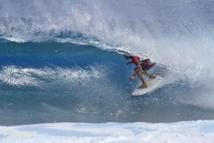 Surf : Enrique Ariitu participera aux Championnats du monde juniors professionnel de l'ASP