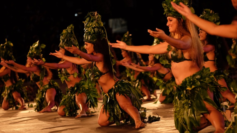 Une soirée caritative clôture le festival Tahiti Ti'a Mai