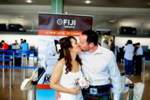 Mariages en altitude : Fiji Airways décroche un titre au Guinness des records