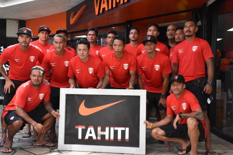 Les Tiki Toa s'envoleront ce vendredi pour l'Europe, où ils poursuivront leur préparation pour le Mondial russe qui débute le 19 août.