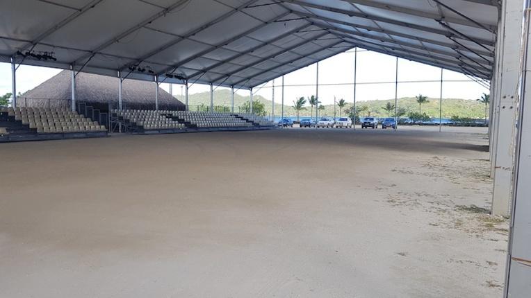 Bora Bora accueillera lundi les administrations