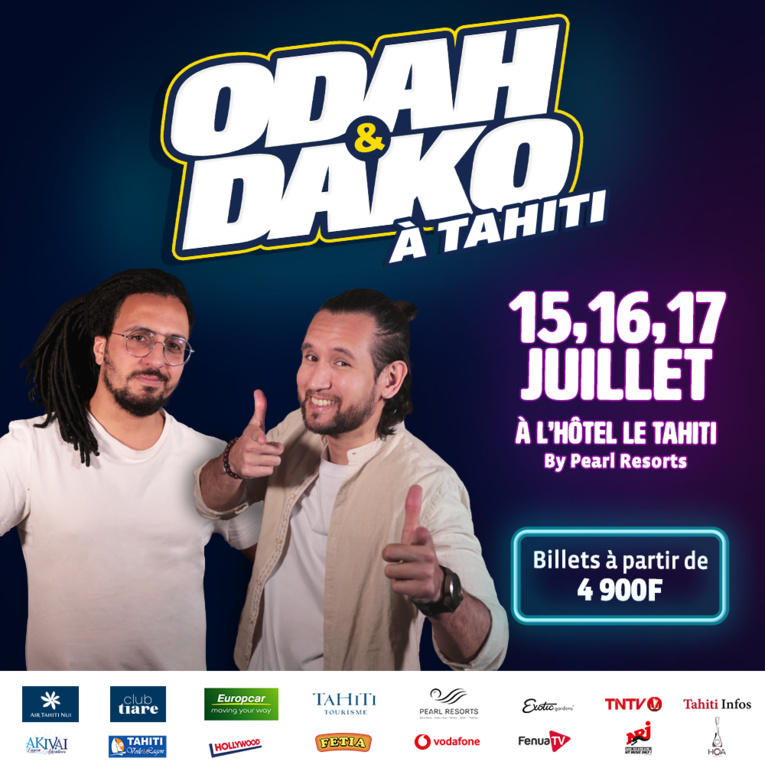 """Odah et Dako : """"Le spectacle sera à l'image des spectateurs !"""""""