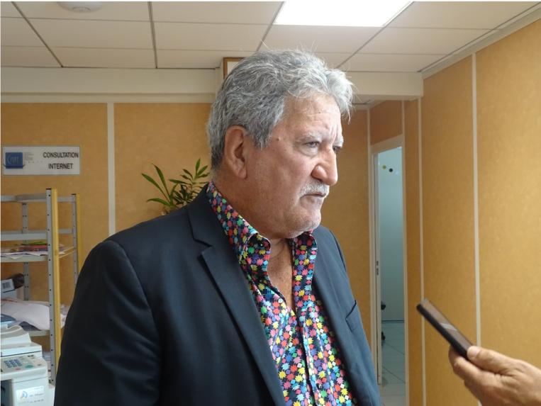 Le ministre du Logement, Jean-Christophe Bouissou, a été nommé président de l'agence d'aménagement et de développement durable des territoires de Polynésie française.