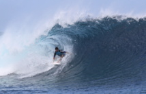 Michel Bourez dans les starting-blocks de la Billabong Pro