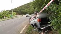 Calédonie: la route tue quatre fois plus qu'en métropole