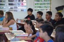 30 élèves dans certaines classes de 6emes : une nouveauté à Tahiti