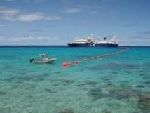Internet : Tonga fête l'arrivée du haut débit