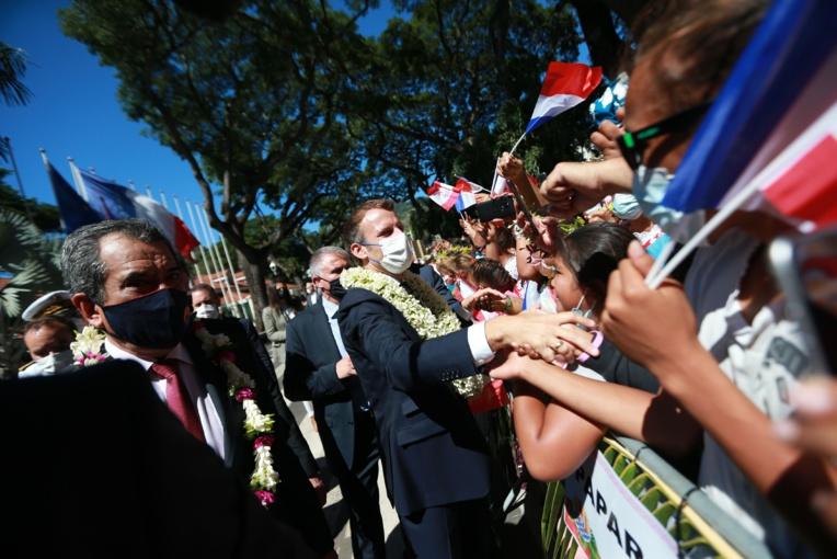Un homme relaxé à Papeete pour outrage à Emmanuel Macron