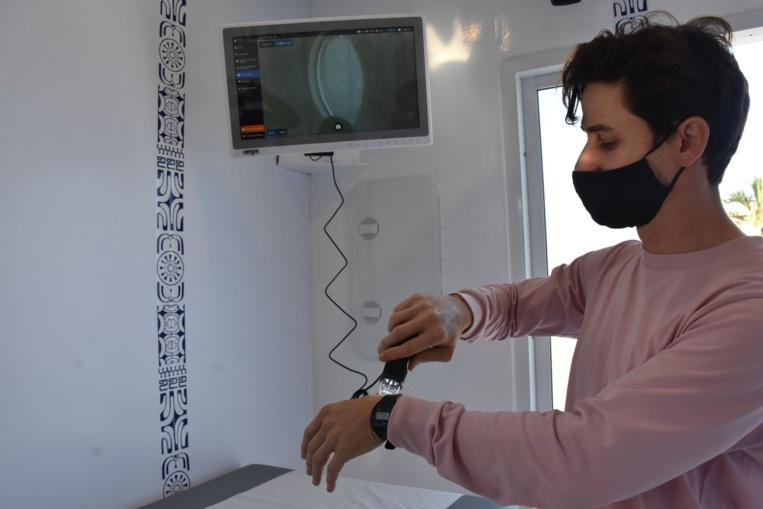 Med.i.can, le dispensaire ambulant est opérationnel