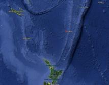 Séisme de magnitude 6,1 au Nord de la Nouvelle-Zélande