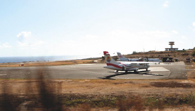 Une enquête d'impact économique sur le projet d'aéroport international aux Marquises à Nuku Hiva est en cours. Des agents étaient à Ua Pou afin de rencontrer la population et les élus locaux.