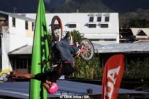 'BMX freestyle' : La jeunesse s'envole au dessus de la ville
