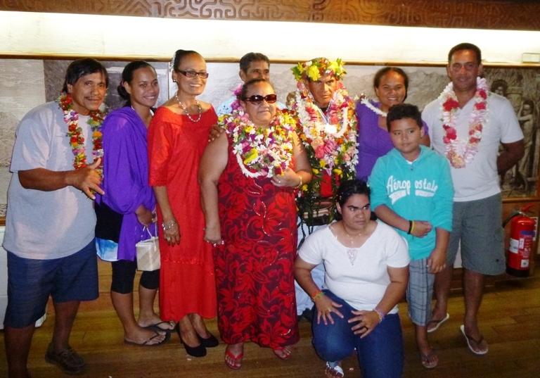 Paracanoe: Patrick Viriamu de retour sur le Fenua