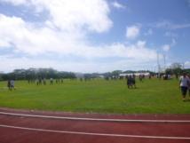 Ouverture des Mini-Jeux du Pacifique à Wallis et Futuna