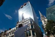 """""""Shocking"""": un building londonien accusé de faire fondre les Jaguars"""