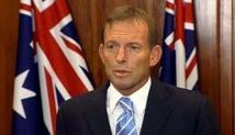 Australie: Abbott (candidat conservateur) fera de l'Asie sa priorité
