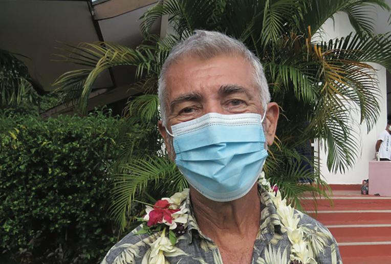 """Docteur Philippe Biarez : """"Toutes les îles doivent se préparer"""""""