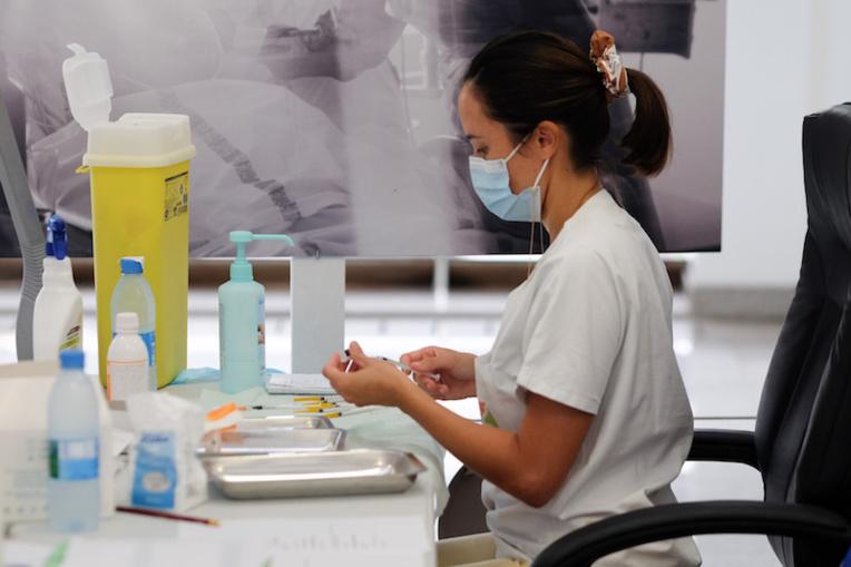 Arrêt de la vaccination au CHPF, focalisé sur le Covid