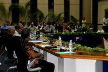Les États du Pacifique s'engagent contre le changement climatique
