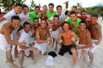 Beach soccer : Match 'amical' Tahiti-Argentine vendredi 6 septembre à 19H00