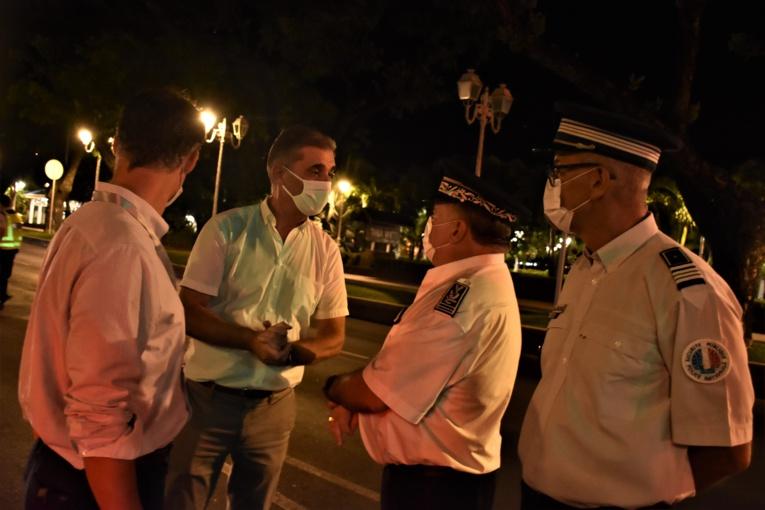 A Tahiti, la première nuit de couvre-feu a été respectée