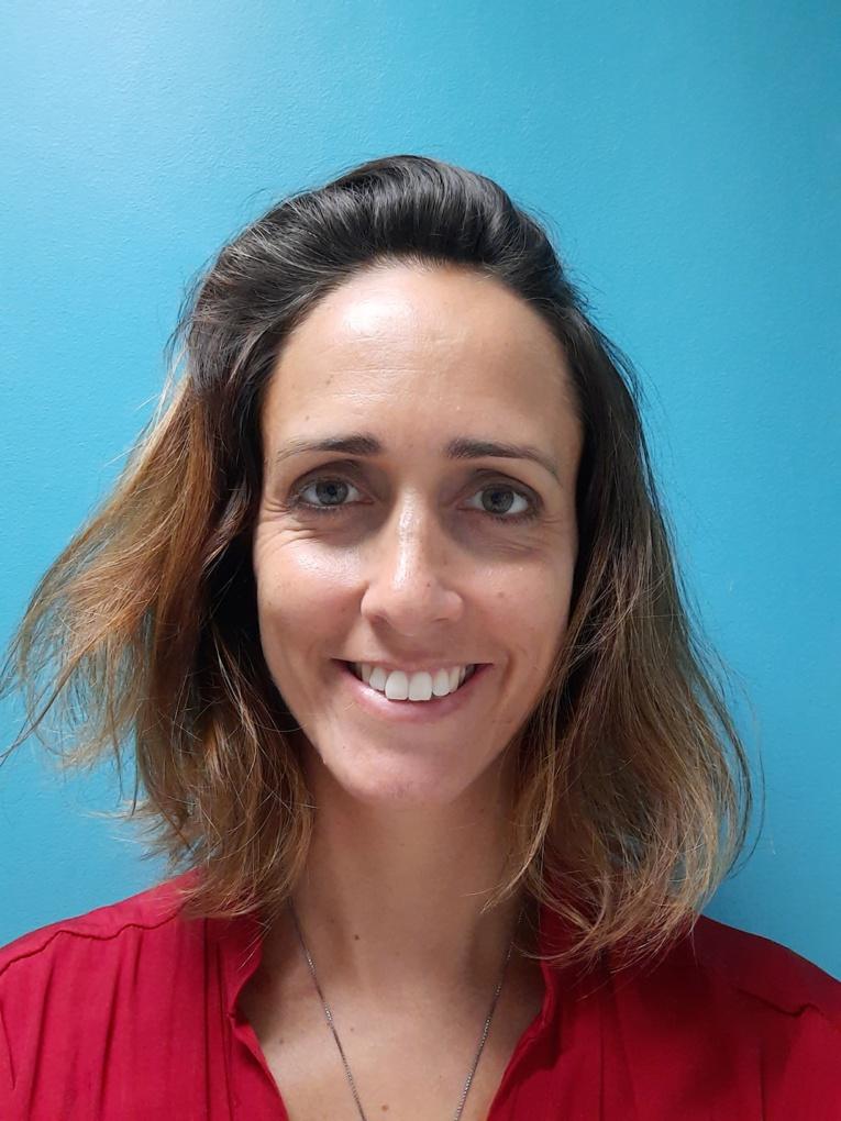 Leslie Sablayrolles, présidente de l'association des diététiciens de Polynésie française (ADPF).