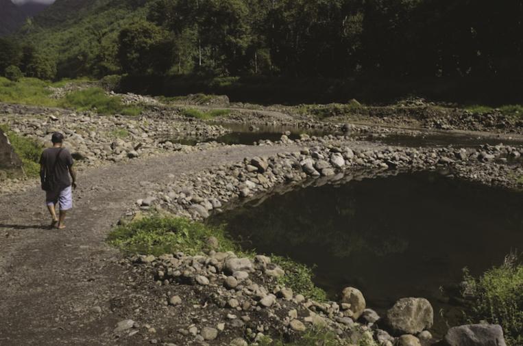 Le blocage de la vallée Mapuaura n'est pas illicite
