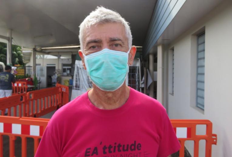 L'hôpital de Moorea saturé