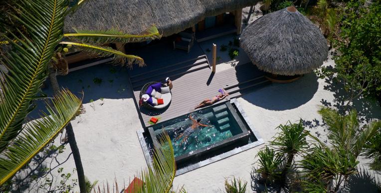The Brando, l'hôtel le plus cher au monde